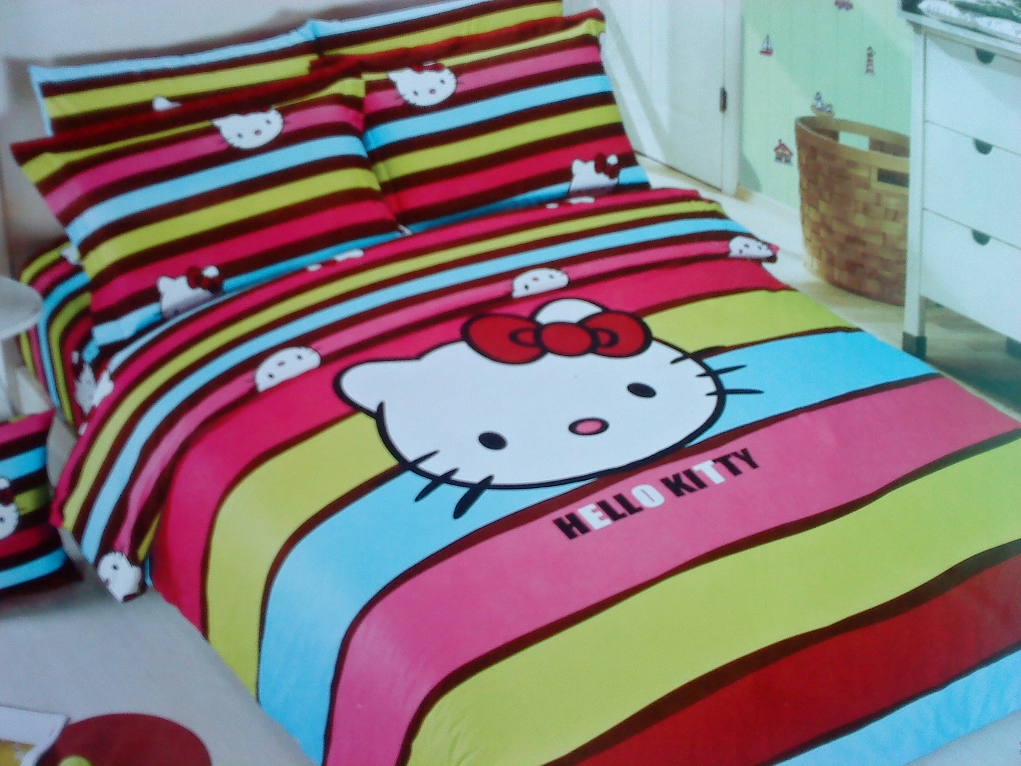 Bed cover my love anak - Published At 2048 1536