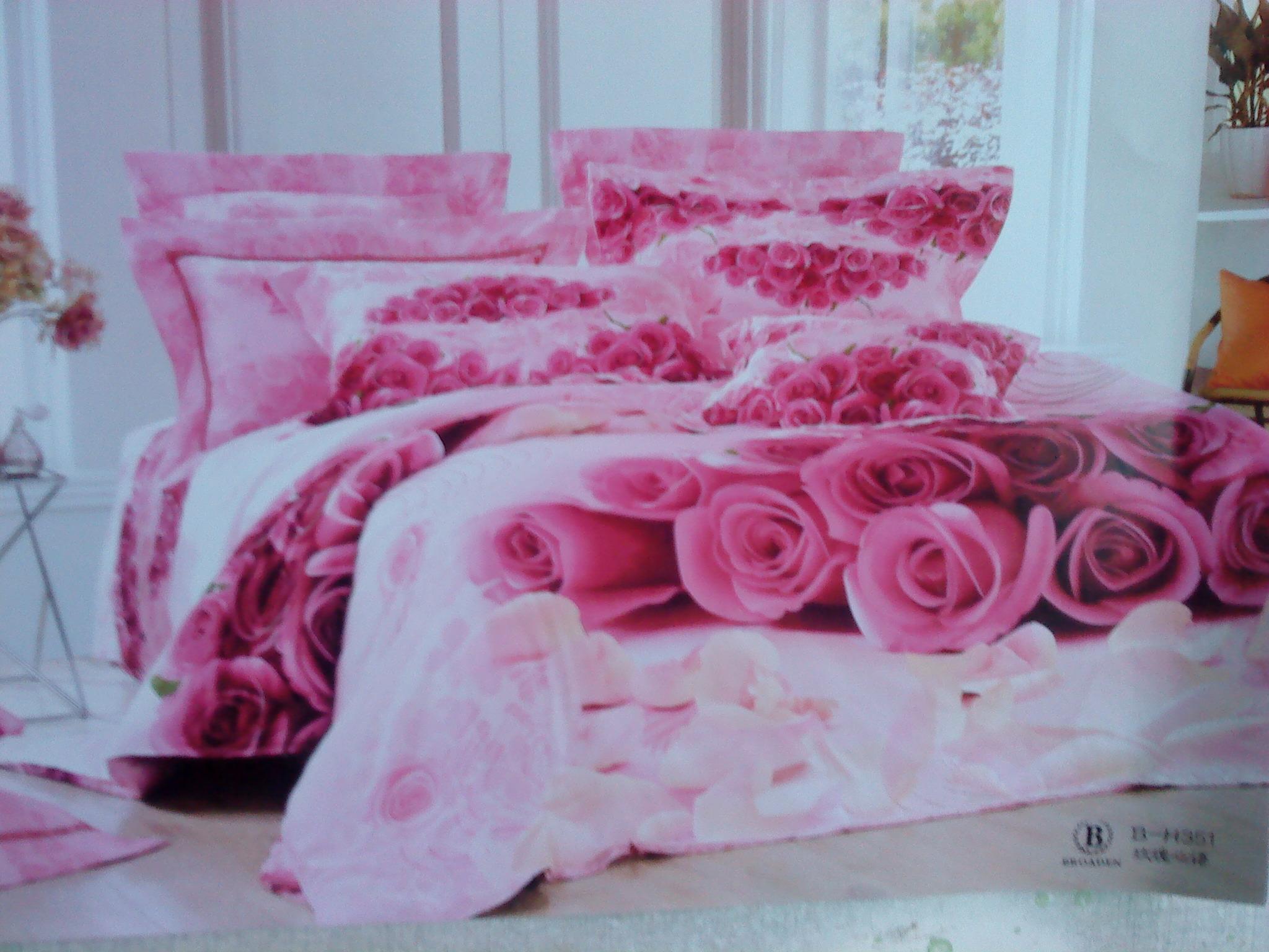 Bed cover my love anak - Jepang Bunga 0007